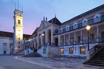 Universität, Coimbra, Beira Litoral, Region Centro, Portugal, Europa