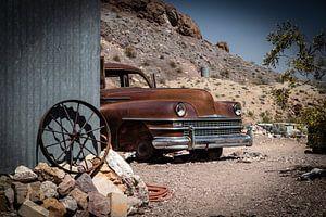 Chrysler Oldtimer van