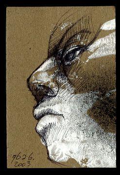 Portret von Kuba Bartyński