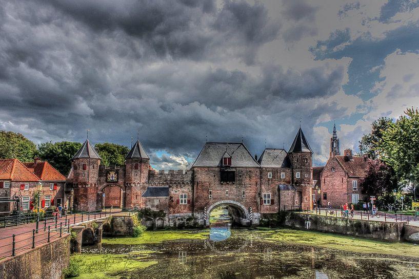 Koppelgate, Amersfoort, The netherlands van Maarten Kost
