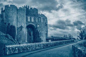 Dover Castle von Alice Berkien-van Mil