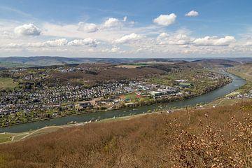 Uitzicht op het Moezeldal van Reiner Conrad