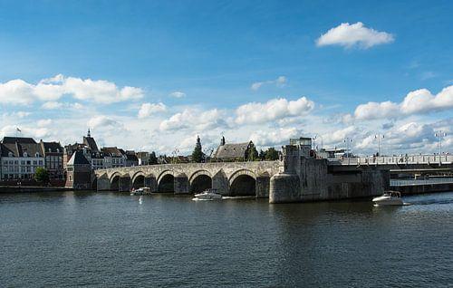 Maastricht, drie op een rij van Leo Langen