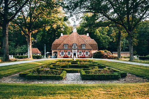 Slotplaats, Bakkeveen, Friesland