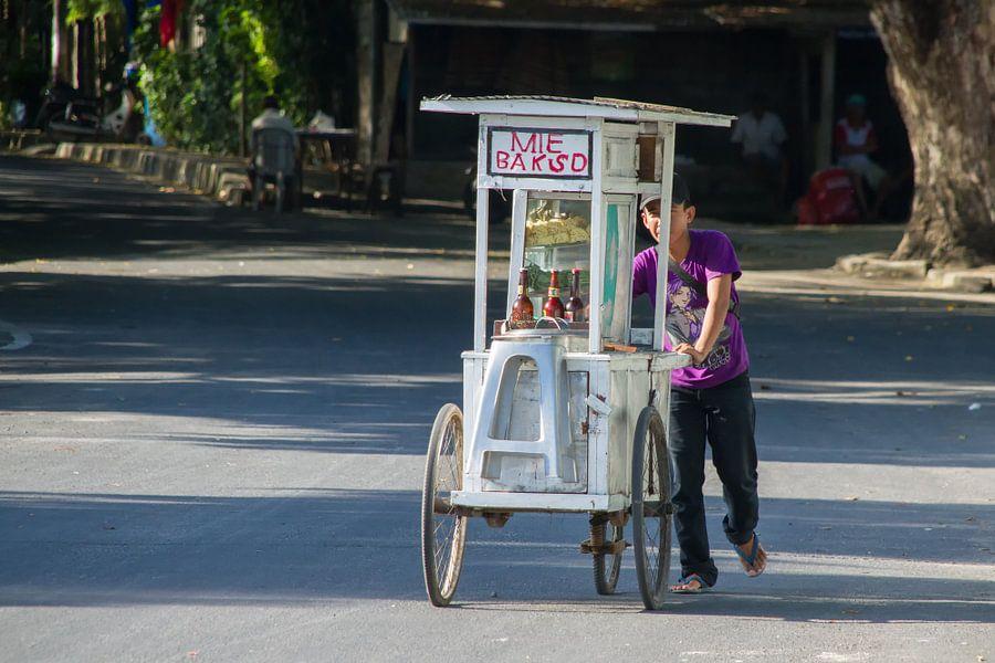 Wandelend Restaurant op Bali van Leanne lovink