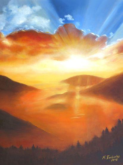 Ontwaken in de Natuur van Marita Zacharias