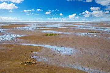 La mer des Wadden sur BVpix