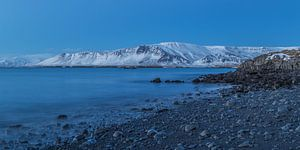 Mount Esja, Reykjavik - Iceland