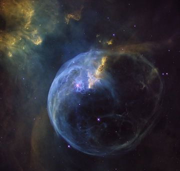 Hubble Photo,s van Brian Morgan