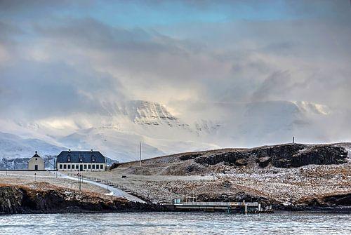 Winter op Viðey