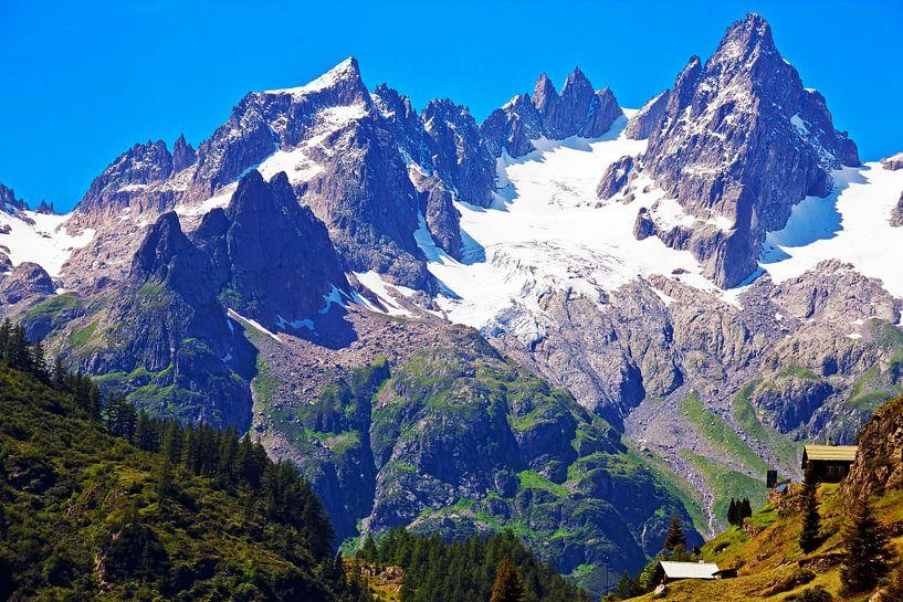 Alpen van Johan Wouters