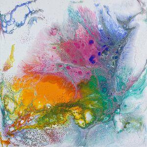 Flower Dance van Simon Dokman