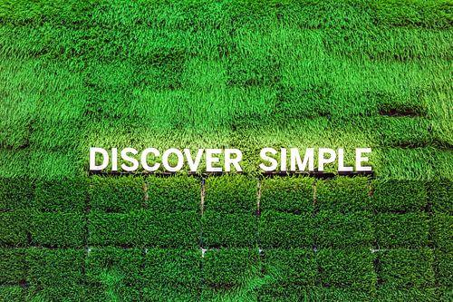 Discover Simple van Evert Jan Luchies