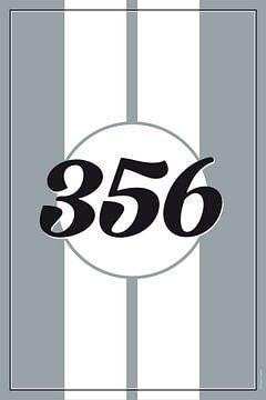 Porsche 356, racewagenontwerp van Theodor Decker