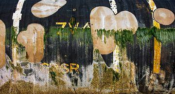 Kustlandschap kunst kust kust van Sia Windig