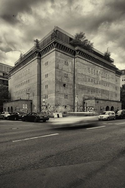 Museum voor moderne kunst in Berlijn van Dennis Morshuis