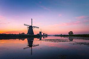 Sunrise Kinderdijk 12