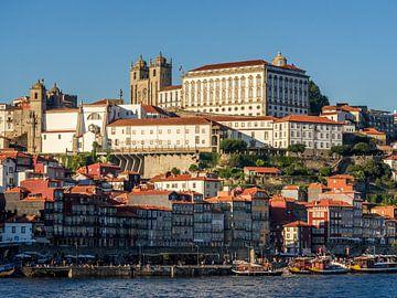 Strafhof van São João Novo op de heuvel