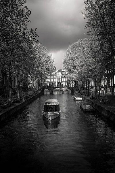 Kalmte voor de storm van Iconic Amsterdam