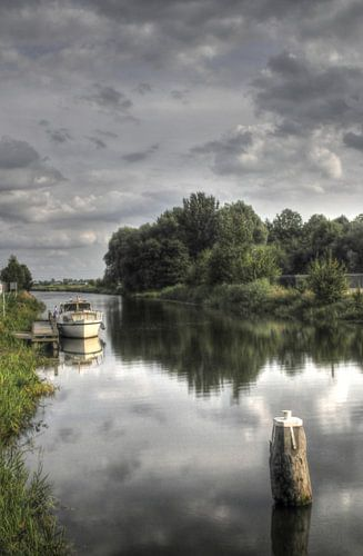 Oude IJssel Terborg Achterhoek Gelderland Holland van