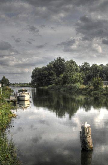 Oude IJssel Terborg Achterhoek Gelderland Holland van Edwin Hunter