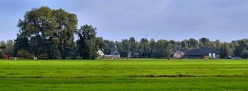 Boerenlandschap van Leo Huijzer