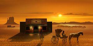 De Wild West Saloon