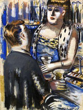 De Bazin, Paul Kleinschmidt, 1943-1946 von Atelier Liesjes