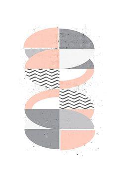 Scandinavisch ontwerp nr. 67 van Melanie Viola