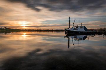 De boot van Lubos Krahulec