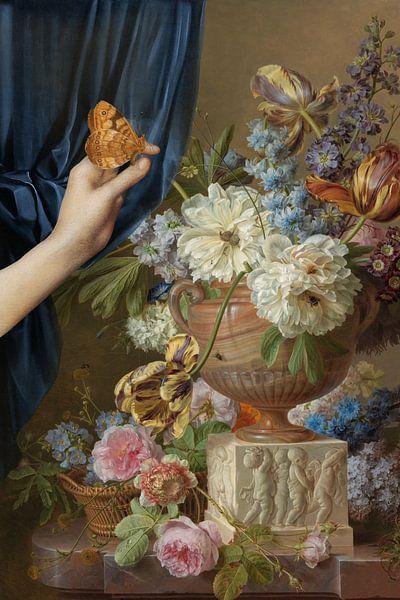 The Making of a Still Life van Marja van den Hurk