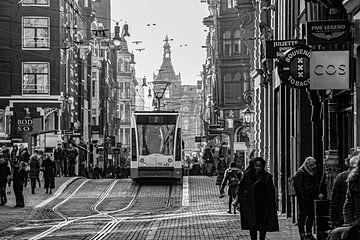Amsterdam Leidsestraat. van Marleen Kuijpers