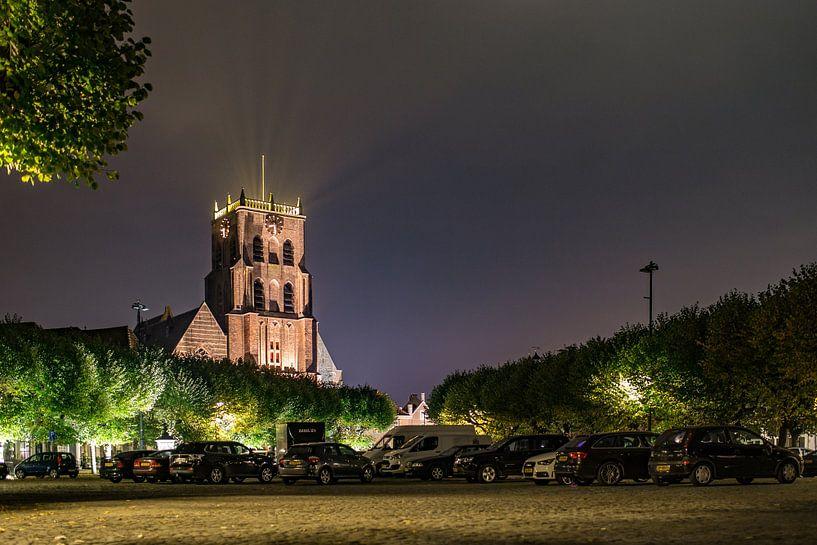 Markt Geertruidenberg van Thomas van der Willik