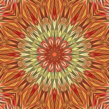 Mandala Art 22 von Marion Tenbergen