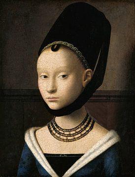 Portrait einer jungen Frau, Petrus Christus