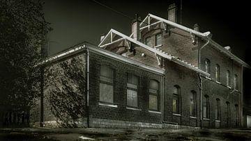 Treinkerkhof van Maurice Cobben