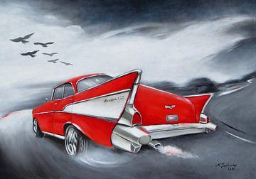 Chevrolet Oldtimer - Voitures-klassiekers van Marita Zacharias