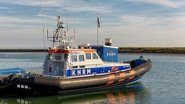 Reddingboot station Terschelling van
