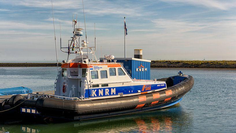Reddingboot station Terschelling van Roel Ovinge