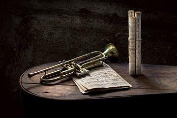 Die alte Trompete von Danny den Breejen