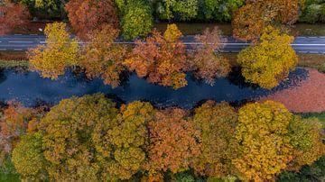 Luftbildkanal in Apeldoorn von Kelvin Middelink