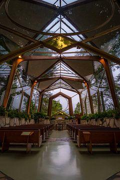 Glass Chapel van Stefan Bauwens Photography
