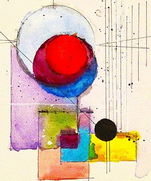 Sonne und Mond von Kay Weber