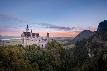 Slot Neuschwanstein van RONALD JANSEN