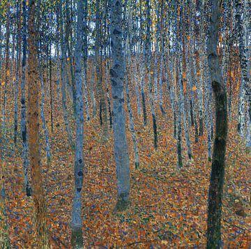 Gustav Klimt. Beech Grove