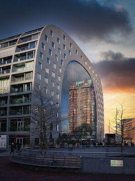 Rotterdamer Markthalle von Mart Houtman