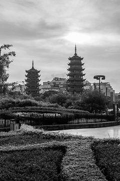 Pagoda's van Celine Dhont