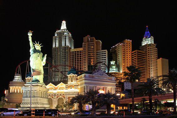 New York, New York casino, Las Vegas van Antwan Janssen