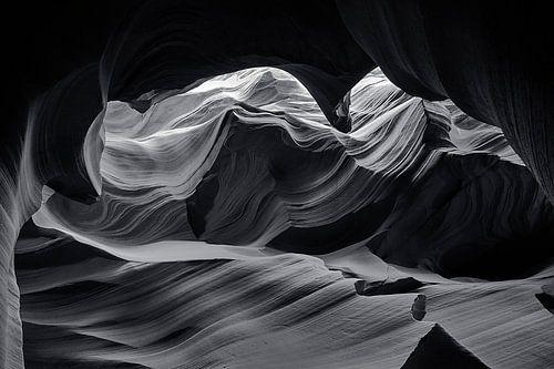 Antelope Canyon #1 von Jaap van Lenthe