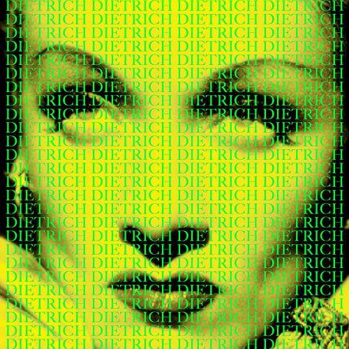 Marlene Dietrich, Yellow & Green